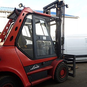 Occassion heftruck Linde H80D